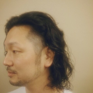 岡山県の男性の髪型
