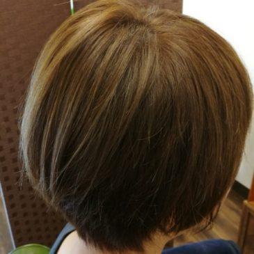 髪と頭皮のアンチエイジング