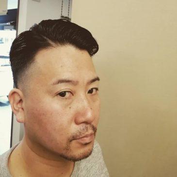 清潔感のある髪型